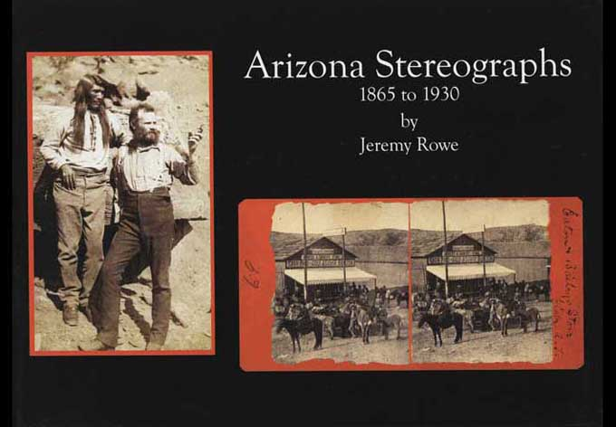 Arizona Stereographs 1865 - 1930 - Paper 20% off xmas sale