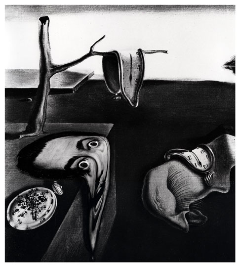 Halsman's Photo of Dali's - The Persistence of Memory – 1931 - Click Image to Close