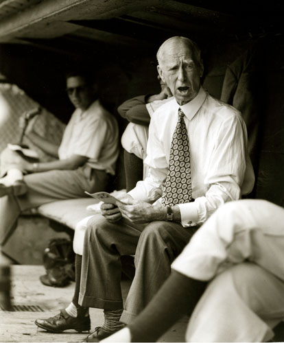 Connie Mack, 1945