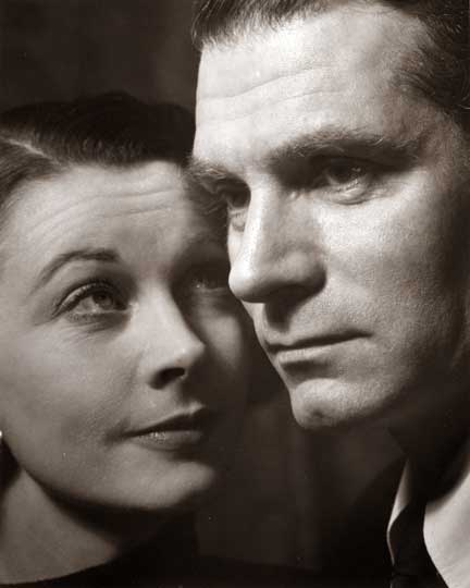 Laurence Olivier & Vivian Leigh