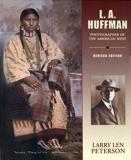 LA Huffman Photographer of the American West