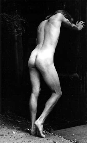 Nude at Doorway