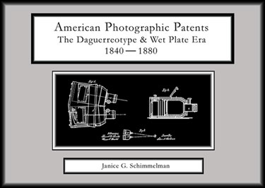 American Photographic Patents - Cloth 20% off xmas sale