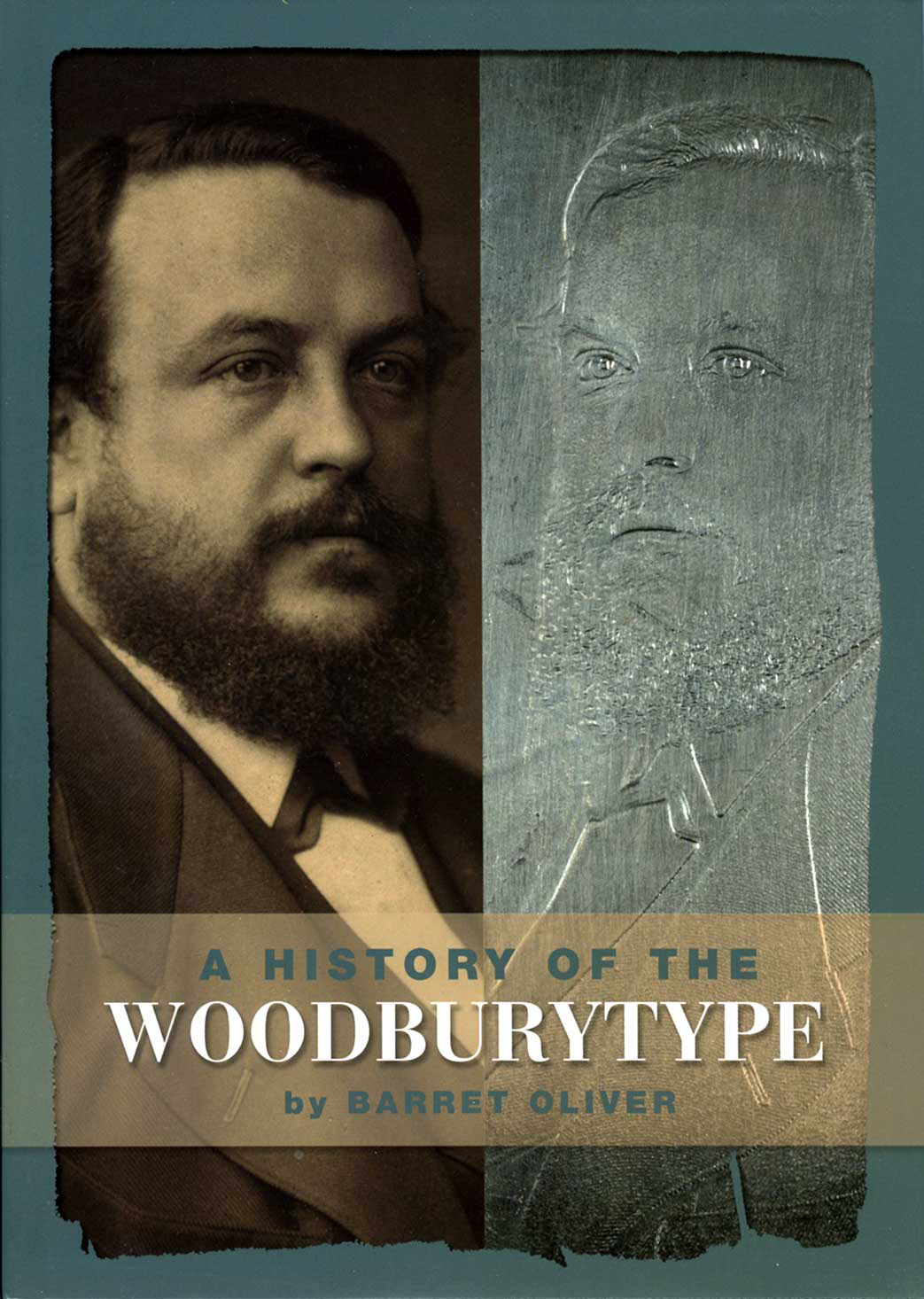 History of the Woodburytype plus Biography - Signed