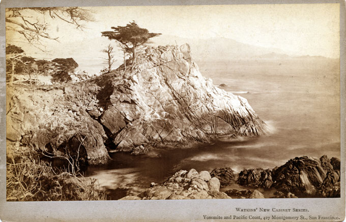 Cypress Point by Watkins c. 1880